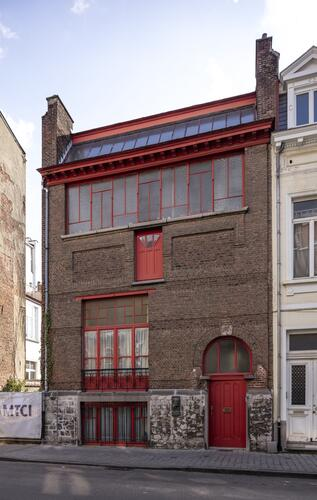 Maison-atelier Émile Fabry