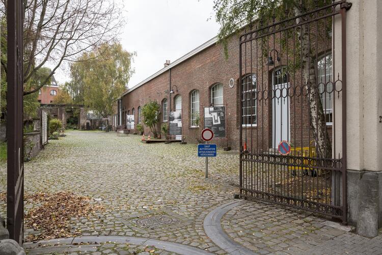 La Fonderie - Museum van het werk en de industrie in Brussel