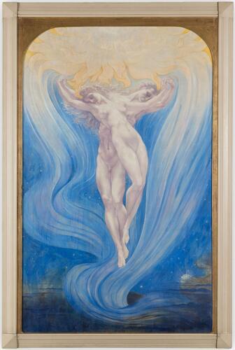 L'Amour des âmes , 1900