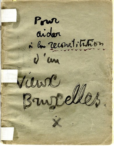 © Collection de la Fédération Wallonie-Bruxelles, inv. APC 27362, 2019