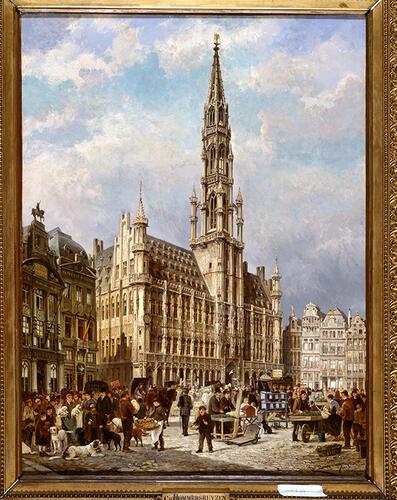 © Musées de la Ville de Bruxelles