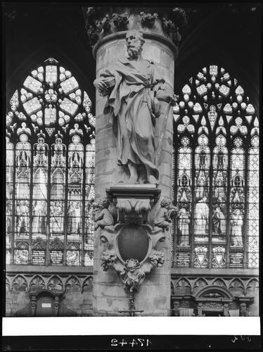 Saint Jacques le Mineur© KIK-IRPA, Brussels, 1918