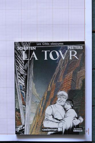 La Tour, F.Schuiten & B. Peeters - Casterman© Maison Autrique, 1987