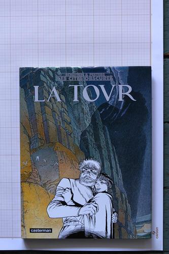 La Tour, F.Schuiten & B.Peeters - Casterman© Maison Autrique, 1987