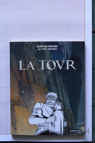 La Tour, F.Schuiten & B.Peeters - Casterman© Maison Autrique, 2008