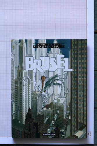 Brüsel, F.Schuiten & B.Peeters - Casterman© Maison Autrique, 1992