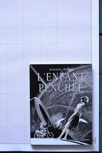 L'Enfant penchée, F.Schuiten & B.Peeters - Casterman© Maison Autrique, 2007