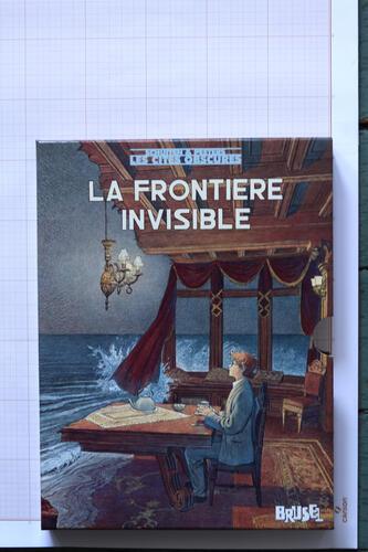 La Frontière invisible, coffret intégral, F.Schuiten & B.Peeters - Casterman© Maison Autrique, 2004