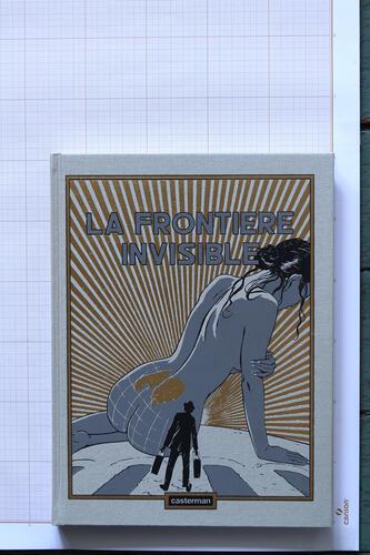 La Frontière invisible, F.Schuiten & B.Peeters - Casterman© Maison Autrique, 2004