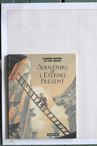Souvenirs de l'éternel présent, F.Schuiten & B.Peeters - Casterman© Maison Autrique, 2009