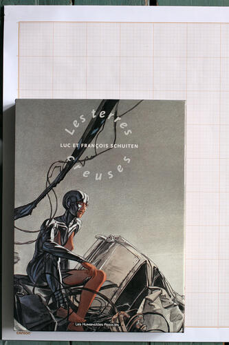 Les Terres creuses, F.Schuiten & L.Schuiten - Humanoïdes Associés© Maison Autrique, 1997