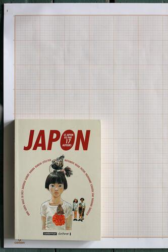 Japon. Le Japon vu par 17 auteurs, F.Schuiten et al. - Casterman© Maison Autrique, 2005