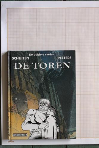 La Tour, F.Schuiten & B.Peeters - Casterman© Maison Autrique, 1998
