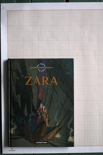 Zara, F.Schuiten & L.Schuiten - Casterman© Maison Autrique, 2010