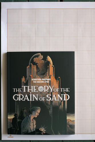 The Theory van the grain of sand, F.Schuiten & B.Peeters - Alaxis Press© Maison Autrique, 2016