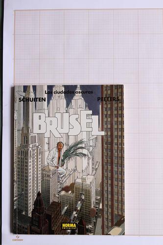 Brüsel, F.Schuiten & B.Peeters - Norma Editorial© Maison Autrique, 1992