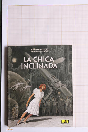 La Chica inclinada, F.Schuiten & B.Peeters - Norma Editorial© Maison Autrique, 2015