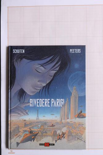 Rivedere Parigi 1, F.Schuiten & B.Peeters - Alessandro Editore© Maison Autrique, 2015