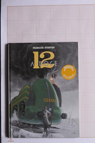 A Doce, F.Schuiten & B.Peeters - Edições ASA© Maison Autrique, 2012