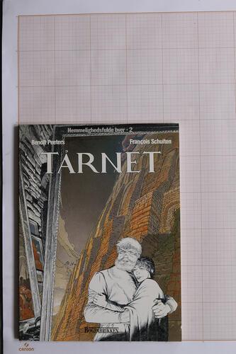 Tårnet, F.Schuiten & B.Peeters - Bogfabrikken© Maison Autrique, 1987