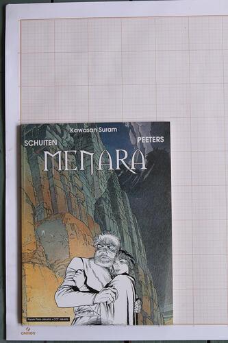 Menara, F.Schuiten & B.Peeters - Forum Paris-Jakarta . CCF Jakarta© Maison Autrique, 1987