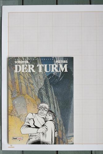 Der Turm, F.Schuiten & B.Peeters - Feest Comics© Maison Autrique, 1994