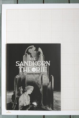 Die Sandkorn Theorie, F.Schuiten & B.Peeters - Schreiber & Leser© Maison Autrique, 2010