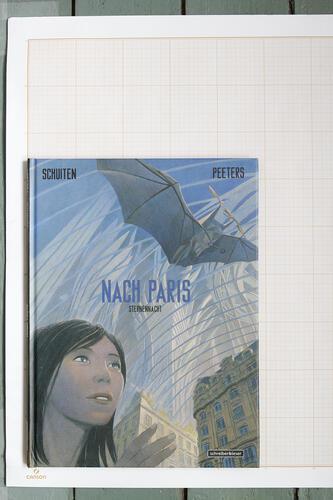 Nach Paris - Teil 2, F.Schuiten & B.Peeters - Schreiber&Leser© Maison Autrique, 2017