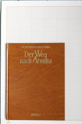 Der Weg nach Armilia, F.Schuiten & B.Peeters - Feest Comics© Maison Autrique, 1992
