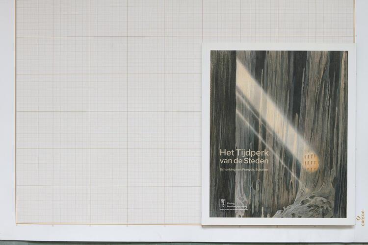 Het Tijdperk van de steden, T.Bellefroid / T.Garcia / T.Grillet / B.Mouchart / B.Peeters / M.Wittock - Koning Boudewijnstichting© Autrique Huis, 2014