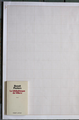 La Bibliothèque de Villers, B. Peeters - Robert Laffont© Maison Autrique, 1980
