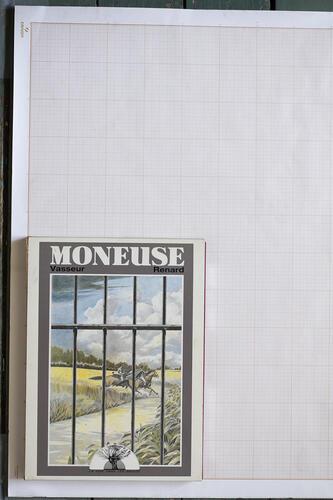 Antoine Joseph Moneuse, C.Renard & Y.Vasseur - Ed. La Voix dans les saules© Maison Autrique, 1987