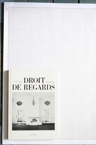 Droit de regards, B.Peeters & M-F. Plissart - Editions de Minuit© Maison Autrique, 1985