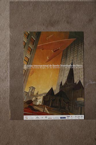 IX Salão Internacional de Banda Desenhada do Porto© François Schuiten, 1997