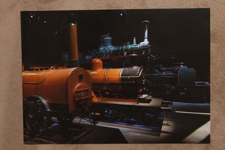 Train World. Le Siècle de la vapeur© François Schuiten, 2015