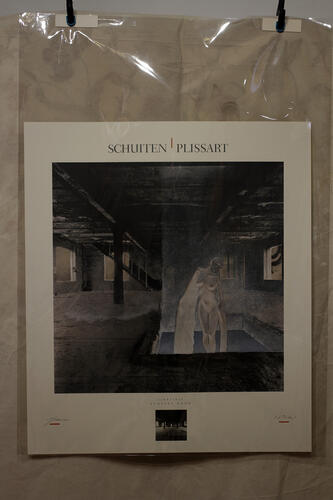 Schuiten / Plissart© François Schuiten / Marie-Françoise Plissart, 1992
