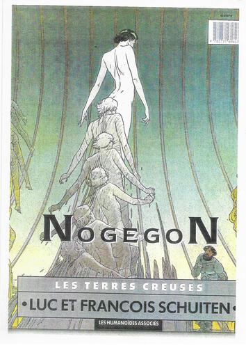 NogegoN. Analyse Jungienne d'une bande dessinée© François Schuiten / David Comte, 1993