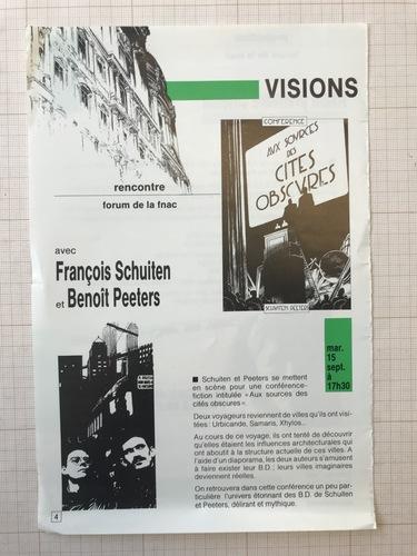 Visions© François Schuiten, 1987