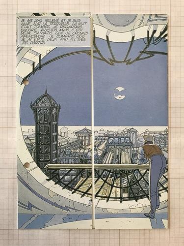 Architectures imaginaires© François Schuiten, 1987