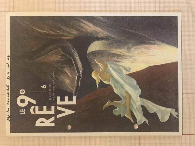 Le 9° rêve© Institut Saint-Luc et associés, 2006
