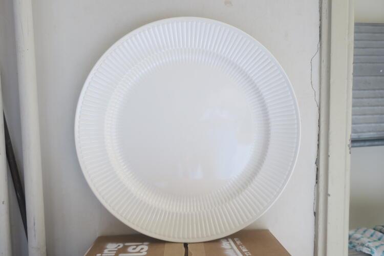 Assiette de présentation (grande taille)© Maison Autrique