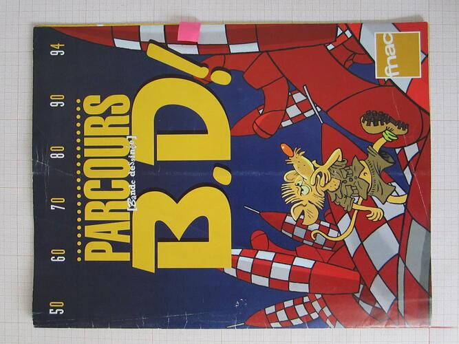 Parcours B.D !© François Schuiten, 1994