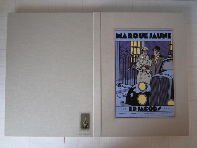 Marque Jaune© Archives Internationales, 1993