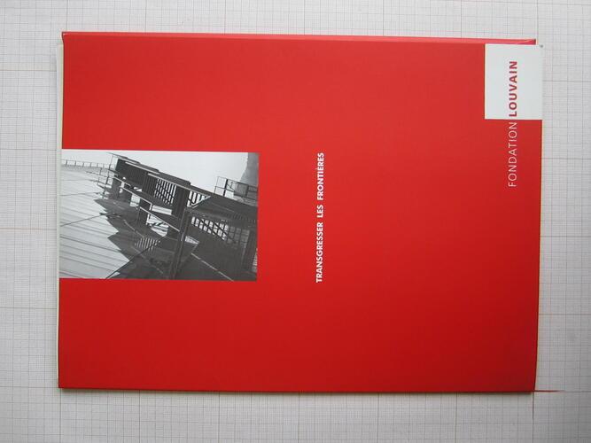 Transgresser les frontières© Fondation Louvain, 2009