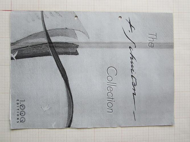 The F. Schuiten Collection© François Schuiten