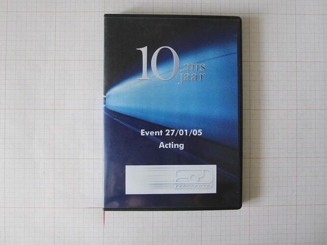 10 ans, Metaphor Communication© Maison Autrique, 2005