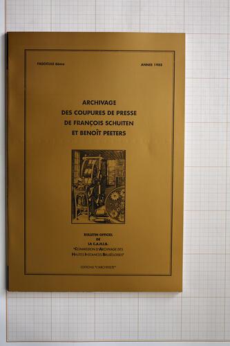 C.A.H.I.B - Fascicule 6ème© Philippe Blampain , 1992