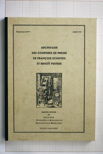 C.A.H.I.B - Fascicule 15ème© Philippe Blampain, 1998