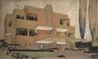 Perspective de maison double avenue du Parc de Woluwe à Auderghem<br>François, Lucien