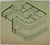 Plan de la maison et atelier du sculpteur Oscar Jespers à Woluwe-Saint-Lambert<br>Bourgeois, Victor